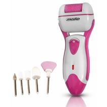 Mesko MS 2161p - Eeltverwijderaar -  manicureset - roze