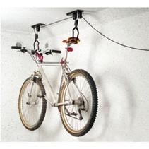 Haushalt 63024 - Fiets lift - perfect fietsopslagsysteem