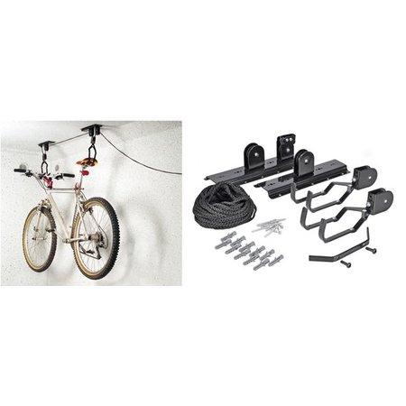 Haushalt Haushalt 63024 - Fiets lift - perfect fietsopslagsysteem