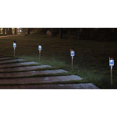 """MOA Kustaa Solar tuinlampenset """"Shining"""" - set van 4 stuks KUSTL224"""