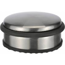 Haushalt 16007 - Deurstopper - RVS - 1.2 kg - ⌀10 cm