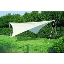 Haushalt 62289 - Zonnedoek - polyester - 4x4 meter