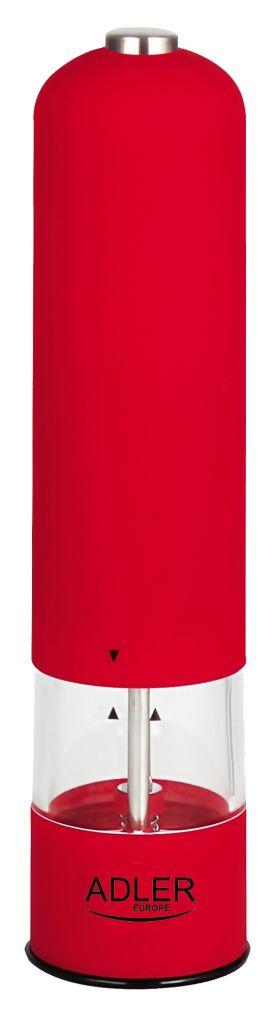 Adler Adler AD 4437 - Pepermolen - rood
