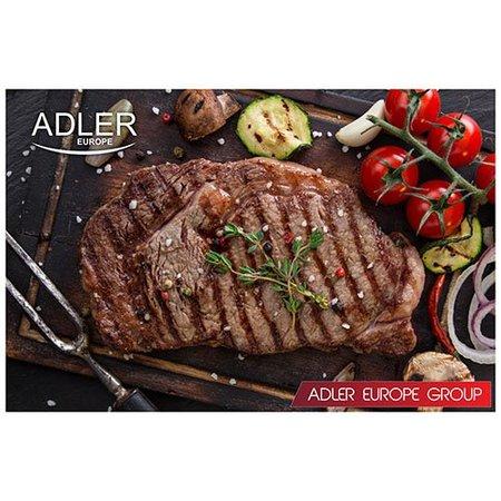 Adler Adler AD 6608 - Elektrische grill en bakplaat