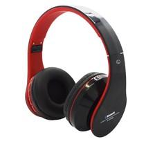 Camry CR 1146R - Bleutooth koptelefoon - rood - opvouwbaar