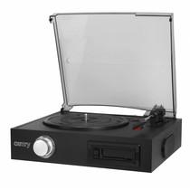 CR 1154 - Retro platenspeler met cassettespeler