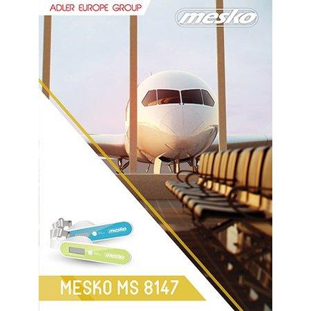 Mesko Mesko MS 8147b - Bagageweegschaal - blauw