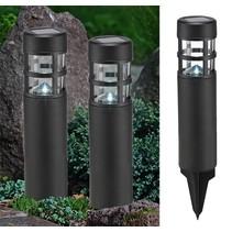 Solar Grondpen Tuinverlichting - set van 2