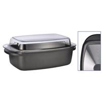 Haushalt  24203 - Braadpan - aluminium - antiaanbaklaag - 6 liter