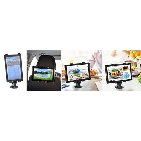 Haushalt Haushalt 50145 - Tablethouder - universeel - zuignap