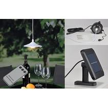 Haushalt 70310 - Hanglamp - solar - afstandsbediening