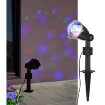 Haushalt 70300 - Partylicht - LED - draaieffect