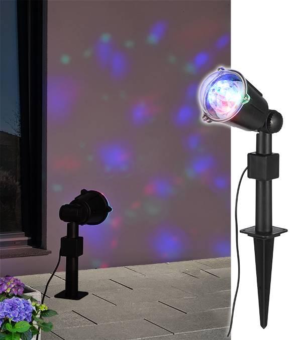 Haushalt Haushalt 70300 - Partylicht - LED - draaieffect