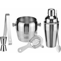 Haushalt 34022  - Cocktail mixer - 6 delig
