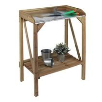 Haushalt 62907 - Werktafel - verzinkt werkblad