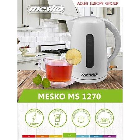 Mesko Mesko MS 1270 - Waterkoker - 1.7 L