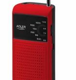 Adler Adler AD 1159r - Zakradio - rood