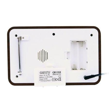 Camry Camry CR 1153 - Wekker radio - digitaal
