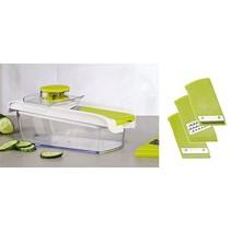 12128 - Groenterasp - transparant - groen