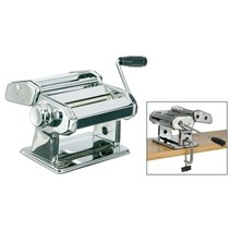 Haushalt 12243 - Pastamachine - RVS - 20x20x15 cm