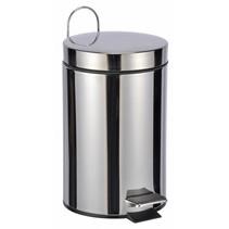 Haushalt 39007 -  Pedaalemmer - 3 liter - RVS