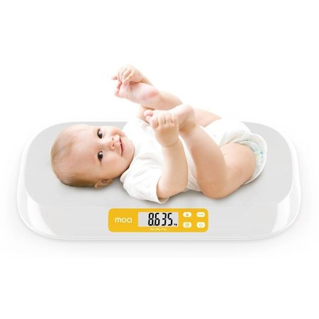 MOA Moa B36 - babyweegschaal -  bluetooth -  app