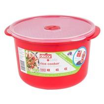 Décor - D148700 - Magnetron rijst / groente koker - 2.75 liter - Microsafe
