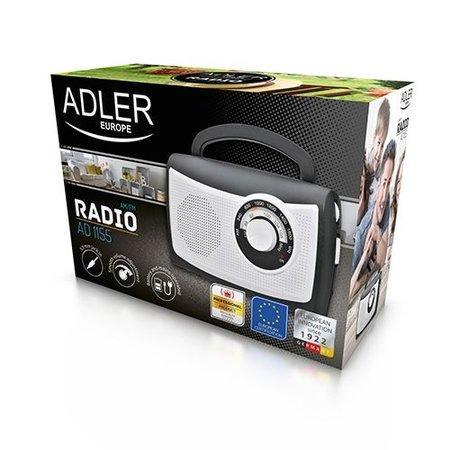 Adler Adler AD 1155 - Draagbare radio