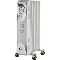 Adler AD 7807 -  Radiator - olie gevuld - 7 ribben