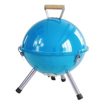 Haushalt 60341 - Kogel barbecue - blauw - Ø 32 CM