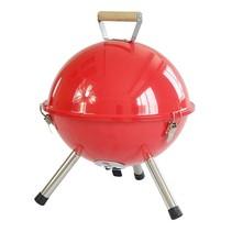 Haushalt 60345 - Kogel barbecue - rood - Ø 32 CM