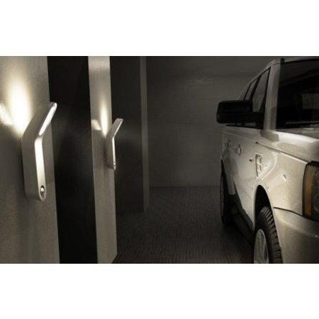 Haushalt Gotie GML-100C Multifunctionele LED lamp - Zwart