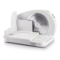 Adler AD 4701 - Vlees snijmachine - 200 Watt