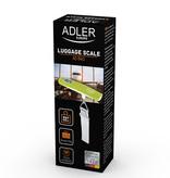 Adler Adler AD 8143 -  Bagageweegschaal - draagbaar
