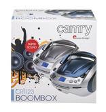 Camry Camry CR 1123b - Boombox - cd/mp3 speler - zwart