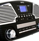 Camry Camry CR 1134 B - Platenspeler - zwart - met afstandsbediening