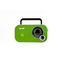 Camry CR 1140 G - Draagbare radio - groen
