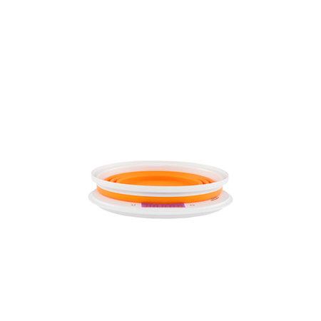 Adler Adler AD 3153o - Keukenweegschaal met siliconen kom - oranje