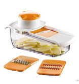 Maestro Maestro MR 1607 - Groentesnijder - multifunctioneel - oranje