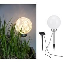 Haushalt  70309- tuinlamp - solar - diameter 20 cm