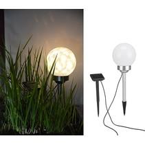 Haushalt  70308- tuinlamp - solar- diameter 15 cm