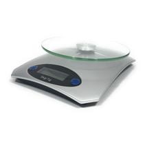 Haushalt 16204 - Keukenweegschaal - LCD scherm - 1g tot 5 kg