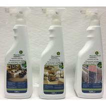 6 flessen - Pace schoonmaaklijn 3 types