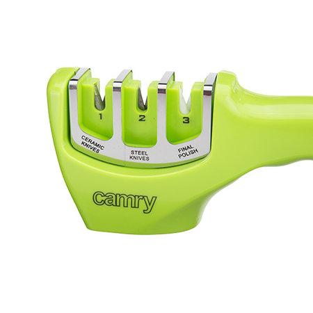 Camry Camry CR 6709 - Messen- en scharenslijper - RVS - groen
