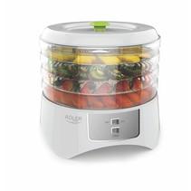 Adler AD 6654 - Voedseldroger - 400 Watt
