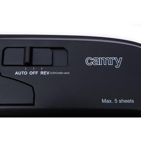 Camry Camry CR 1033 - Papierversnipperaar
