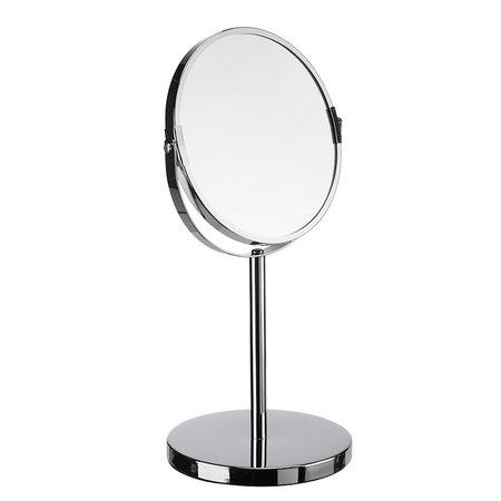 Haushalt Haushalt cosmetisch opmaak spiegel met 2 sterkten