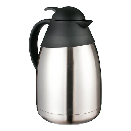 Haushalt Haushalt 26011 - Thermoskan - 1.5 Liter - dubbelwandig -  matt RVS