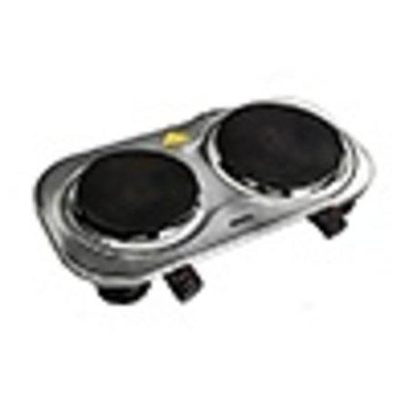 Camry Camry CR 6511 - Kookplaat - elektrisch - dubbel - 2500 Watt