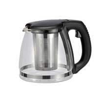 Haushalt 16031 - Theekan - 1.4 liter - met filter - glas